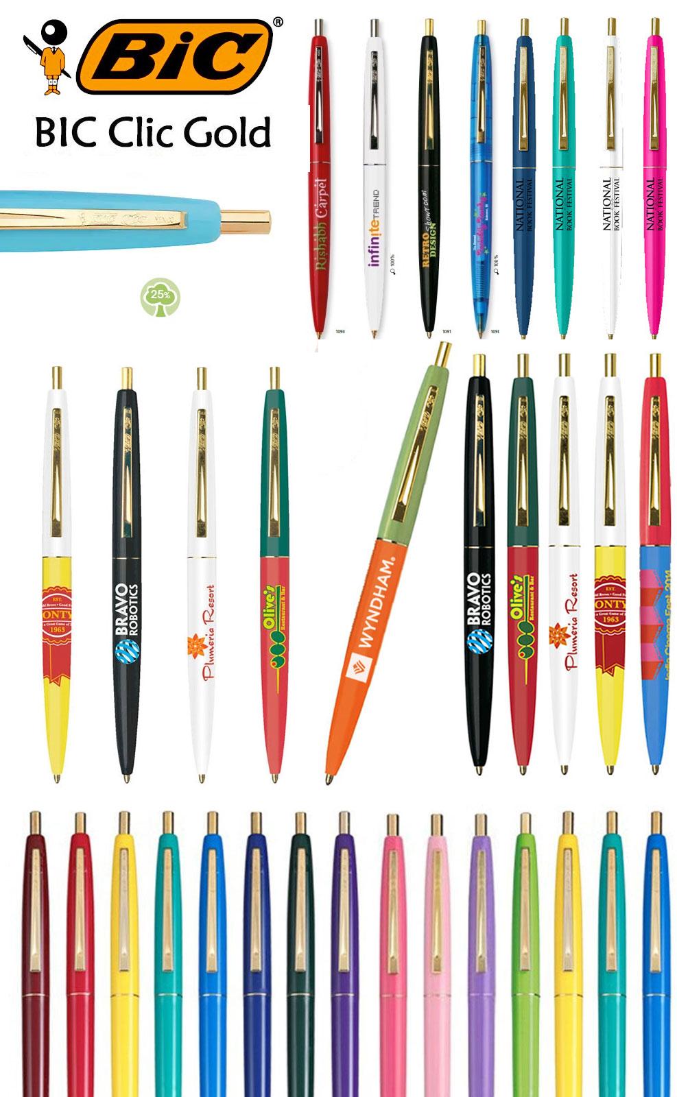 aae559875fba Εκτύπωση BIC στυλό - Διαφημιστικό στυλό εκτύπωση